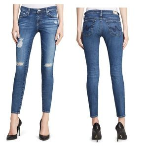Ag The Legging Ankle Super Skinny Ankle 11 Years
